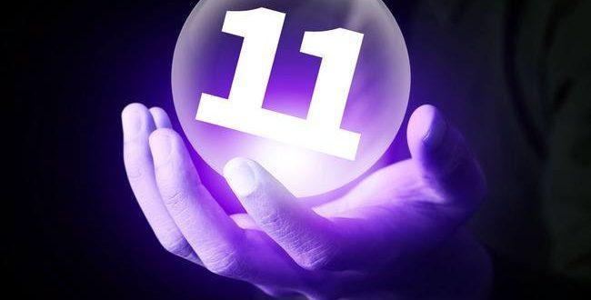 число одиннадцать в нумерологии