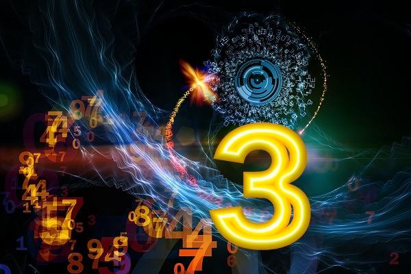 Число судьбы три