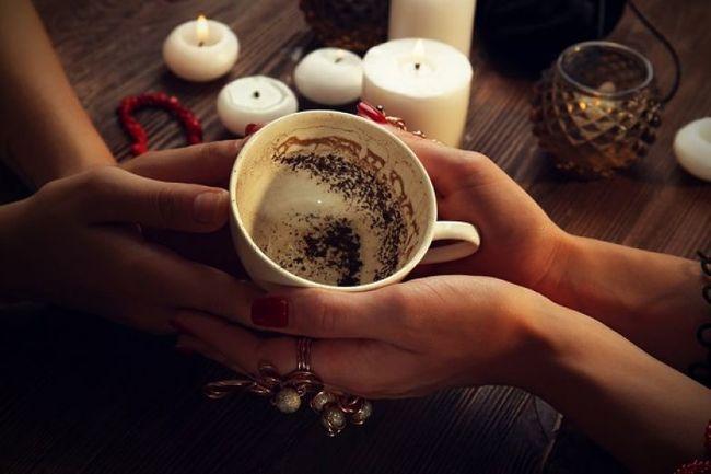 гадание на кофе описание