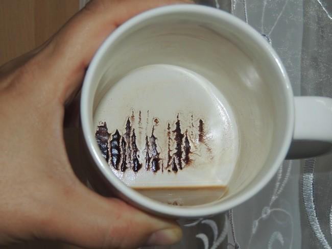 гадание на кофейной гуще буквы