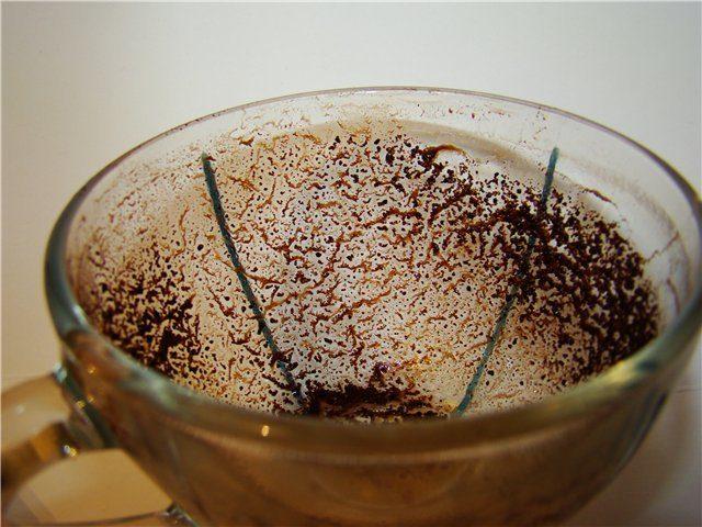 гадание на кофейной гуще ива