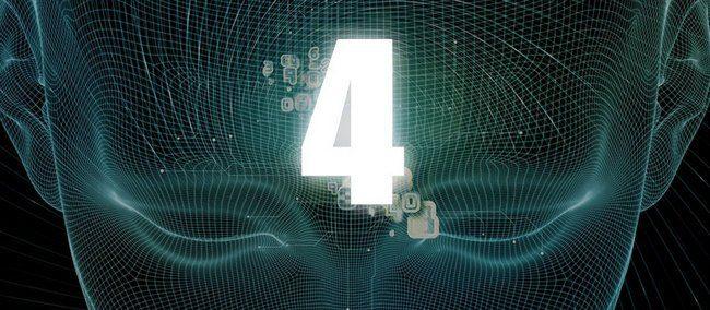 Число четыре в нумерологии